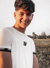 Miguel, 18, Spain, Sevilla