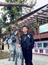 莫喑回头路, 24, China, Wuhan