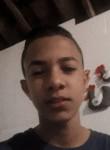 Lucas Antunes , 19, Capim Grosso