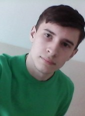 Vadim, 20, Russia, Omsk