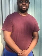 Emmanuel, 32, United Kingdom, Blackheath