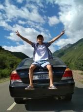 Yktyyar, 21, Kyrgyzstan, Bishkek