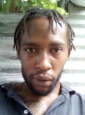 Damvan, 28, Dominica, Roseau