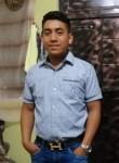 Edison, 18  , Guatemala City