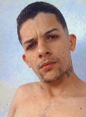 Allen José Mende, 21, Brazil, Ipora