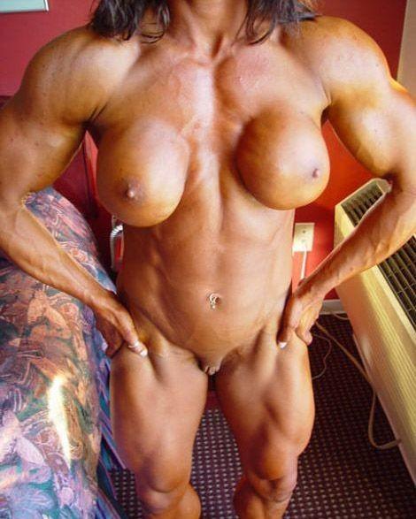 Мою жену голые перекаченные телки порно