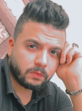 Mahmoud, 27, Egypt, Cairo
