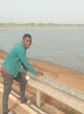 Max, 24, Burkina Faso, Ouagadougou