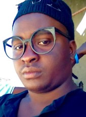Fidelis, 24, Tanzania, Dodoma