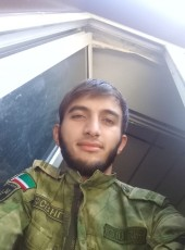 Shamil, 25, Russia, Naurskaya
