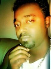 Mosasat, 30, Eritrea, Asmara