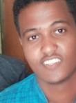 estifanos teshom, 21  , Washington D.C.