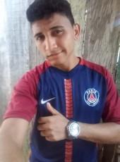 Luiz, 24, Brazil, Manaus