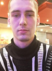 Maks, 24, Russia, Novosibirsk