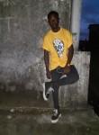 Josué, 20  , Douala