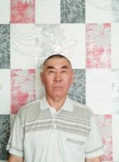 abasbek, 64, Kyrgyzstan, Bishkek