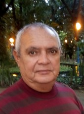 Orlando, 60, Brazil, Recife