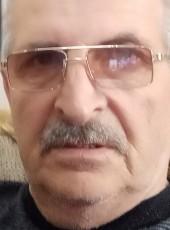 Hakob Movsisyan, 49, Armenia, Yerevan