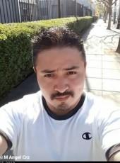 Angel Miguel, 36, United States of America, Salinas