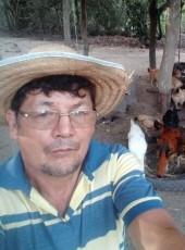 Anselmo Martins , 57, Brazil, Ipu