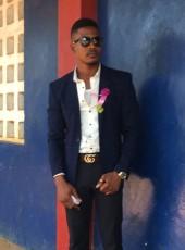 kassim, 24, Sierra Leone, Freetown