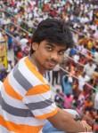 Manoj, 21  , Tiruvannamalai