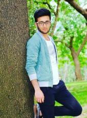 ibrahim, 24, Türkiye Cumhuriyeti, İstanbul