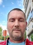 Serge , 51  , Brussels