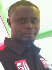 ADAMOU, 27, Benin, Cotonou