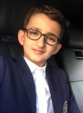 Jamil, 20, Azerbaijan, Baku