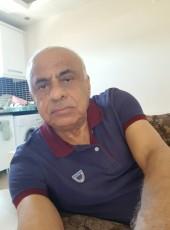 ibrahim, 71, Turkey, Mahmutlar