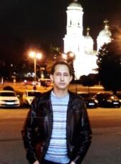 Dzhon, 43, Russia, Saint Petersburg
