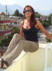 Oksana, 49, Russia, Moscow