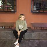 Ulya , 20  , Wroclaw
