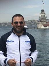 adem, 44, Turkey, Istanbul