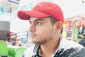 Anshul khavadia, 19 - Just Me