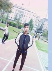 Fariss, 21, Turkey, Istanbul