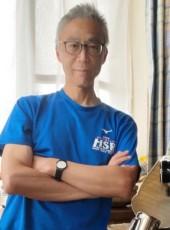 RYOMA, 59, Japan, Hitachi