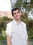 Alberto, 23, Santiago