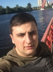 Arman, 27, Russia, Moscow