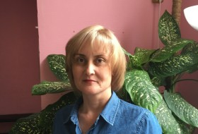 luiza, 45 - Just Me