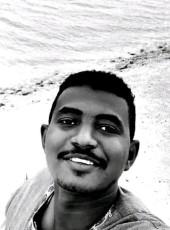 ali, 27, Sudan, Khartoum