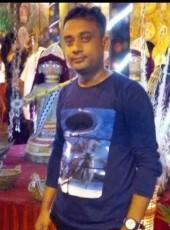 Maloy, 32, India, Kolkata