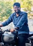 schanam, 26  , Vijayawada