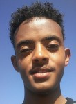 DANIEL , 21, Addis Ababa