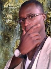 Phillimon, 27, Zambia, Lusaka