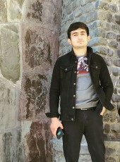 Hüso, 20, Azerbaijan, Baku