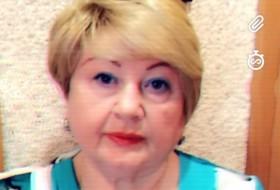 Nadezhda, 70 - Just Me
