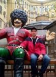 Batyr Usarov, 46  , Pop