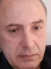 Sergey Galstyan, 61, Armenia, Yerevan